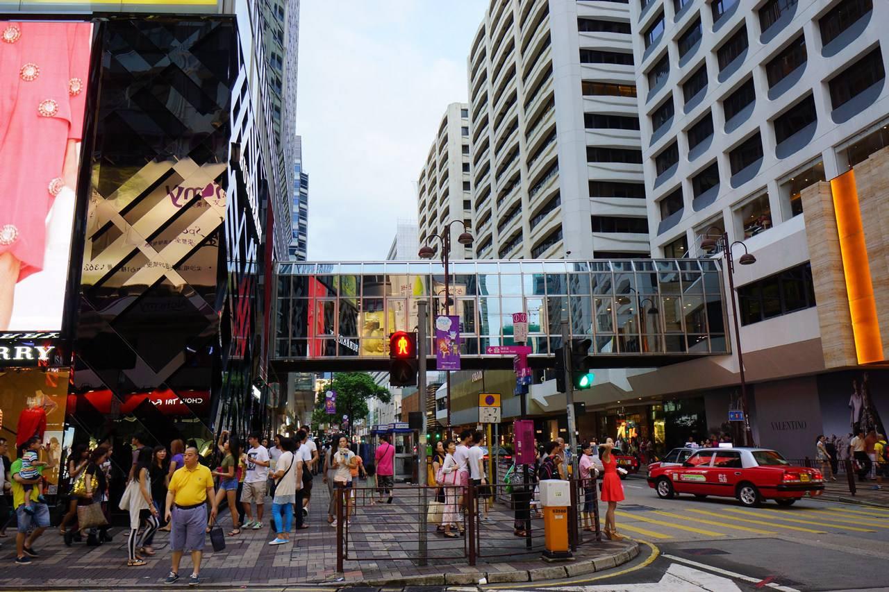 旅行香港,怀孕六周去香港验血查男女之旅